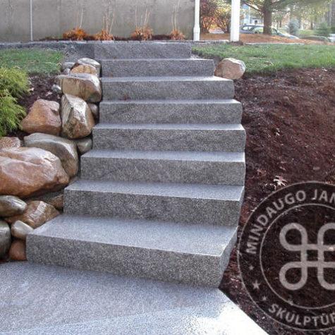 granito laiptai