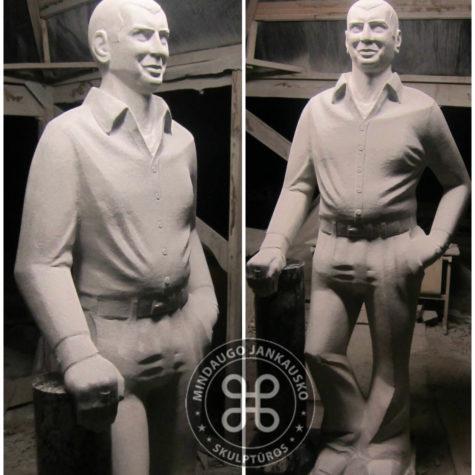 skulptūra portretas 123