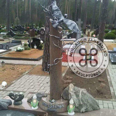 skulptūriniai paminklai Vilniuje 4555