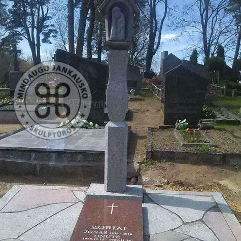 Lietuviški paminklai , paminklas koplytstulpis , paminklas rupintojėlis