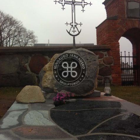 lauko akmens paminklas Tverai
