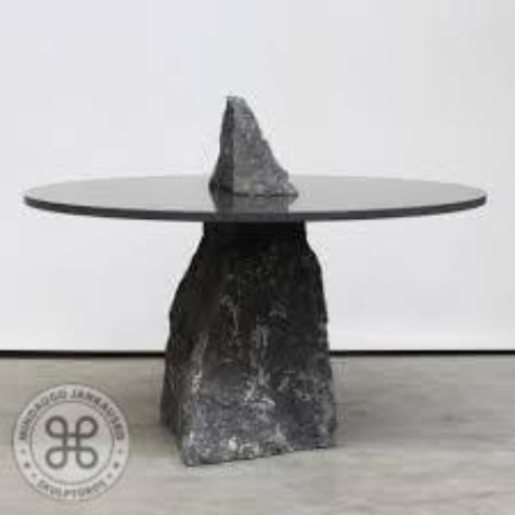 lauko baldai stalas