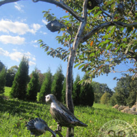 originalios lauko sodo skulptūros 10110